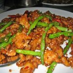 Chong Qing hot chicken (also almost wild!)