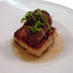 Skagit River Ranch pork cheek (Maria Hines)