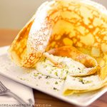 Anita&#039;s Crepes: Fromage sucre crepe
