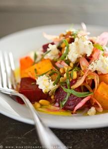 Boat Street Cafe: Beet salad