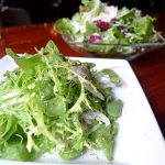 Salads at Serious Pie