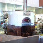 Nostrana's pizza oven