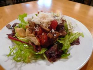 Chef\'s panzanella salad