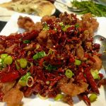 Chongqing chicken