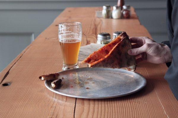 Seattleites can scan the room for someone who'll demonstrate the proper, New York way of eating pizza. No forks, no knives…just fold that slice ahead of those first bites.