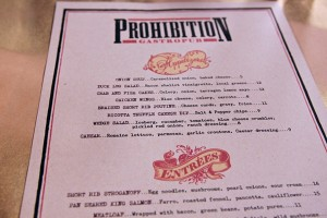 Prohibition Grille After Kitchen Nightmares