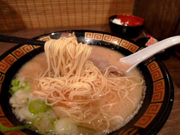 Tonkotsu Ramen at Ichiran