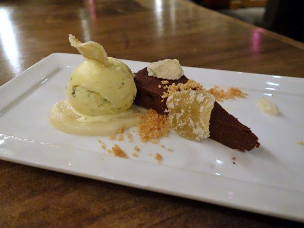 Chocolate Torte ($10)