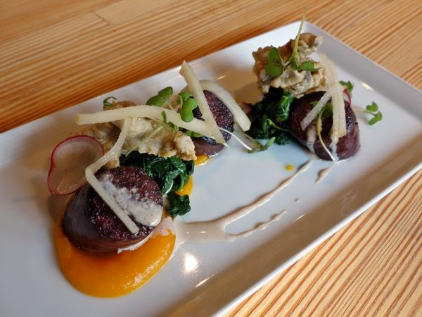 Blood Sausage ($16)