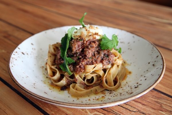 Day Boat Octopus Bolognese