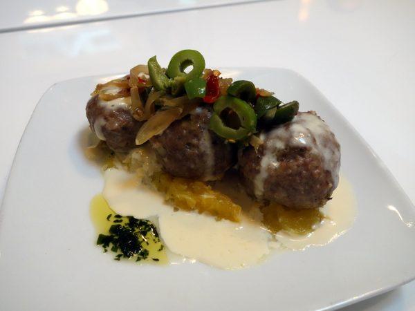 Volterra lamb meatballs 3006