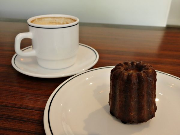 Canelé at La Bête à Pain