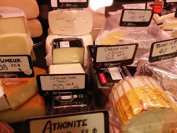Jean-Talon cheese