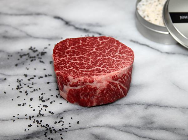 John Howie Steak Japanese A5 Wagyu Filet Mignon