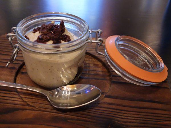 Kaisho pudding