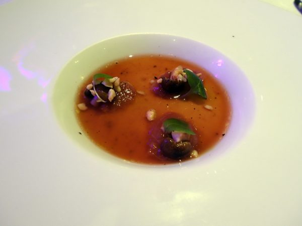 Laurie Raphael foie gras