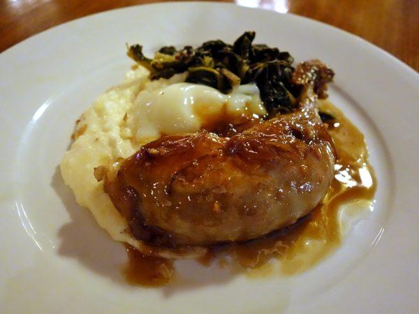 Maurepas Foods chicken front