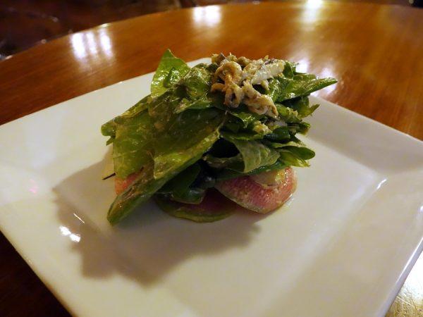 Maurepas Foods radish salad