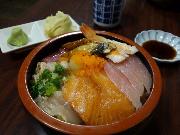 Musashi's chirashi