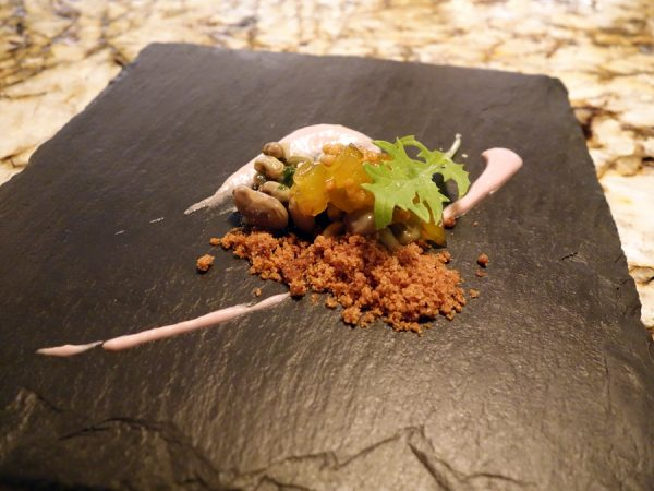 Root amuse bouche