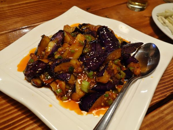 Twilight 7 eggplant