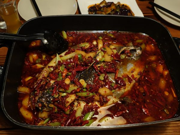 Twilight 7 fish hot pot