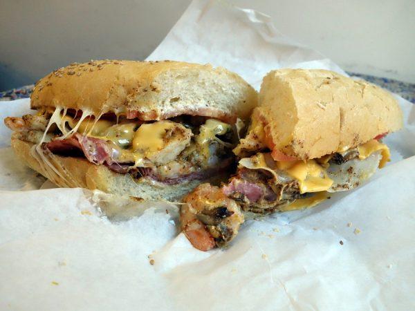 Verti Marte sandwich