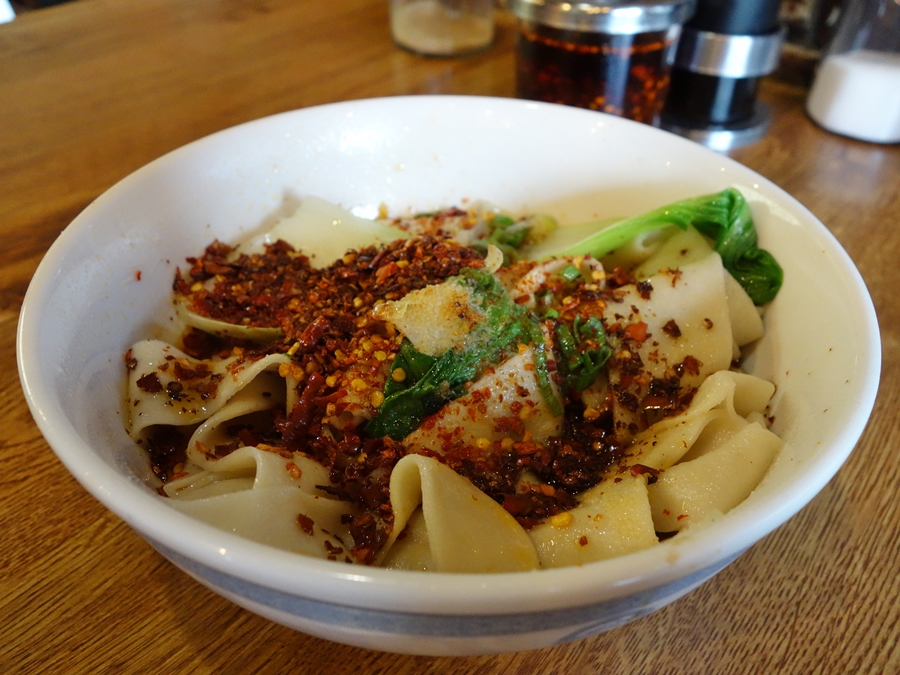 Biang Makes A Bang With Spicy Xi An Noodles Near Seattle