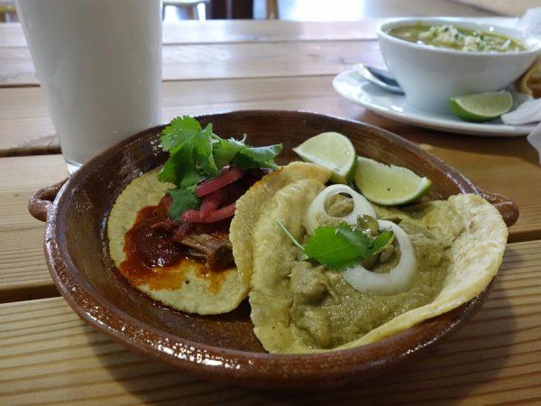 Cosecha tacos