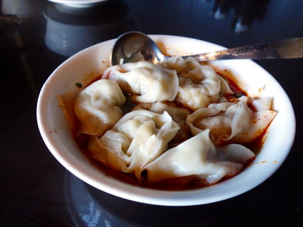 Din Tai Fung wontons