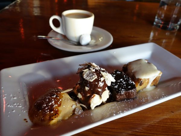 Maximilien cafe gourmand