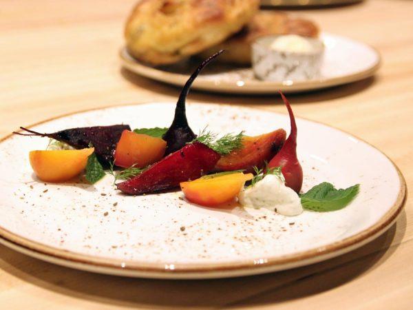 Miller's Guild beet salad