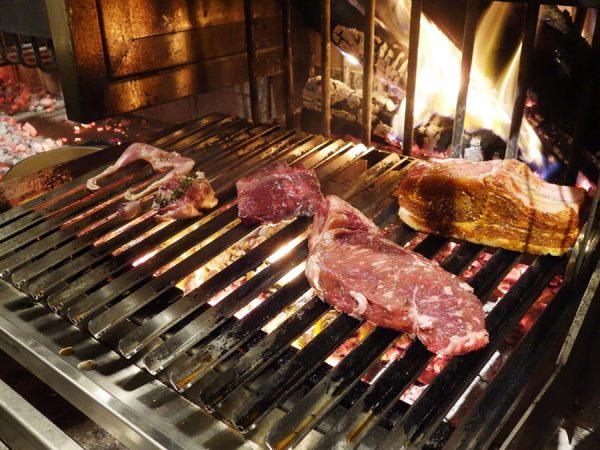 Miller's Guild grilling meat