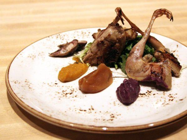 Miller's Guild quail