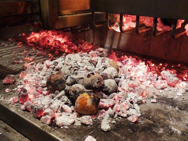 Miller's Guild roasting beets
