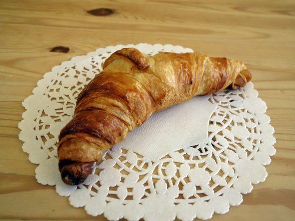 Mlles Gateaux's croissant
