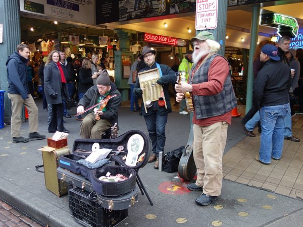 Pike Place band