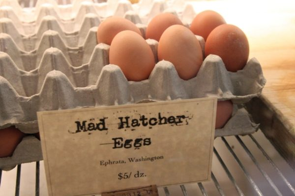 Hitchcock Deli eggs