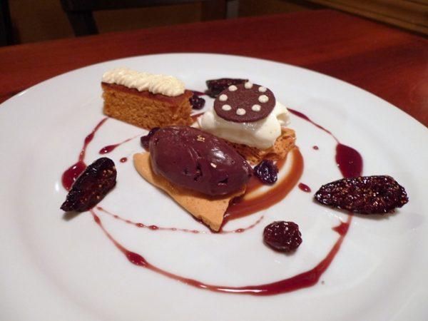 Hitchcock dessert