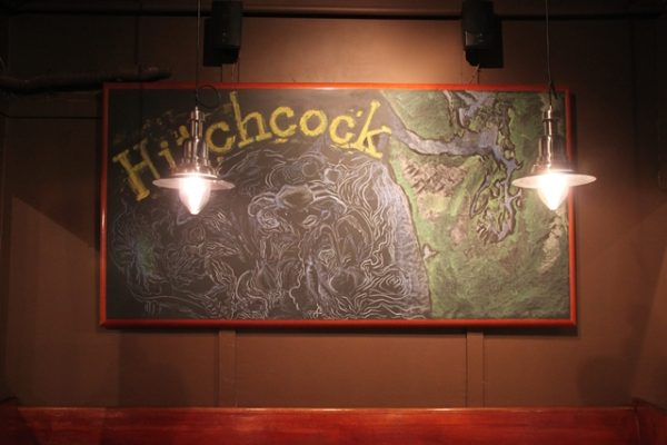 Hitchcock sign