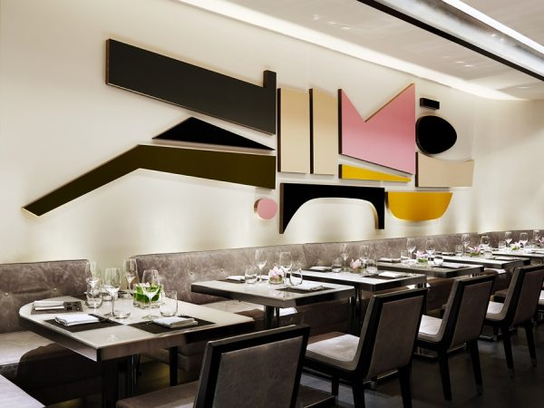 Another look inside Hawksworth (photo courtesy of Hawksworth Restaurant)