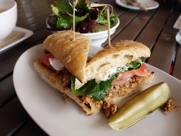 Bink's sandwich