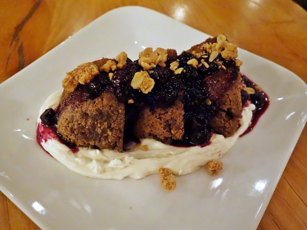 Crudo dessert