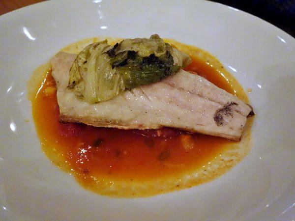 Crudo fish