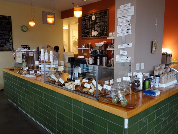 Fresh Flours interior