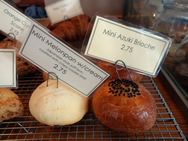 Fresh Flours melonpan and brioche