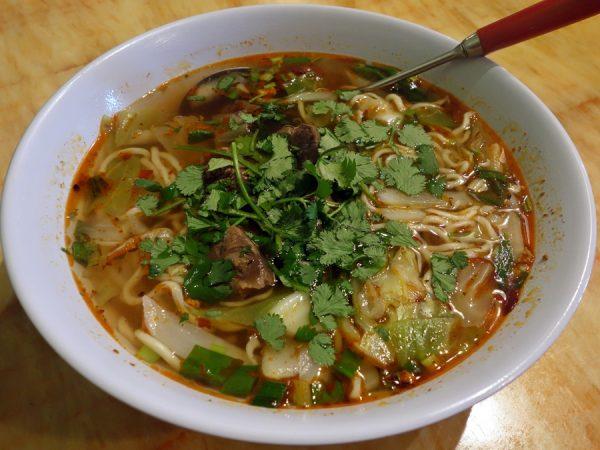 Uway Malatang noodles