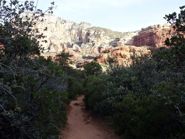 Enchantment morning hike