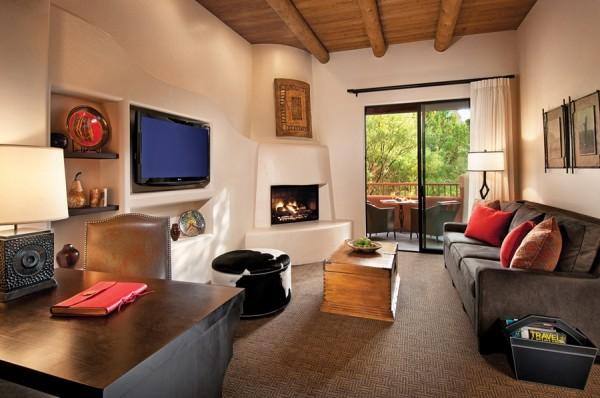 Enchantment Resort rooms