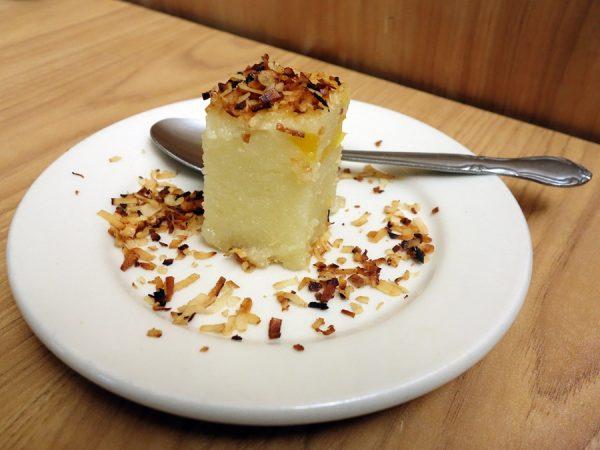 Isla Manila cassava cake